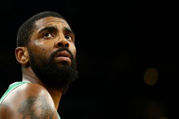 Kyrie Irving reflejo de los Boston Celtics
