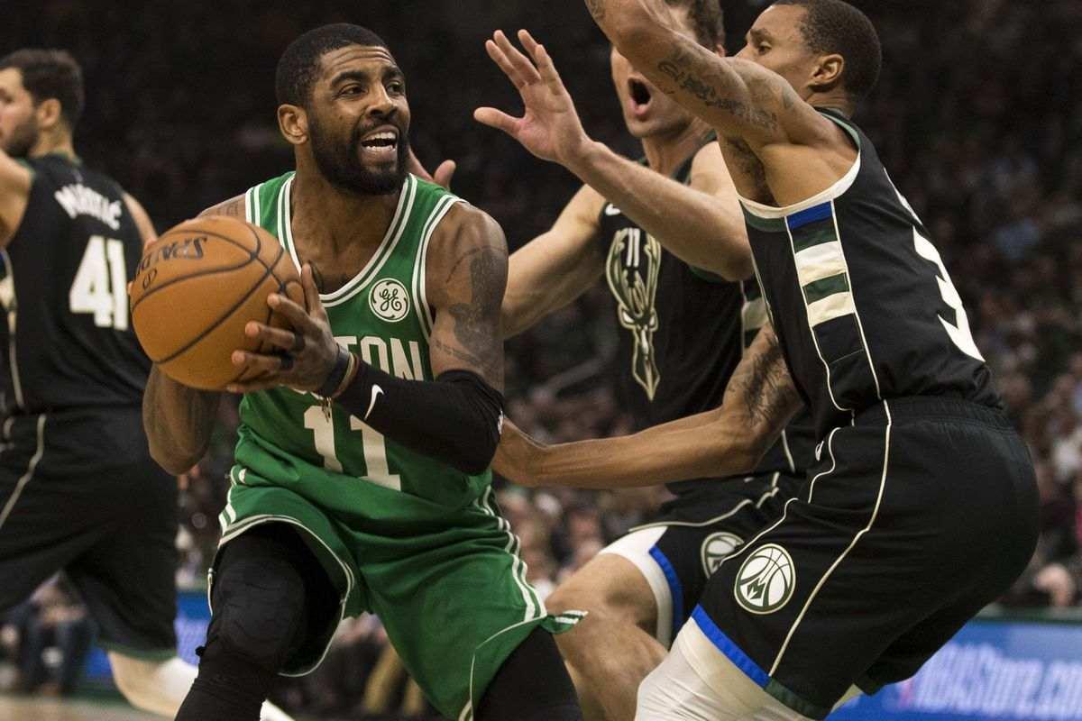 Los Celtics no pudieron en Milwaukee