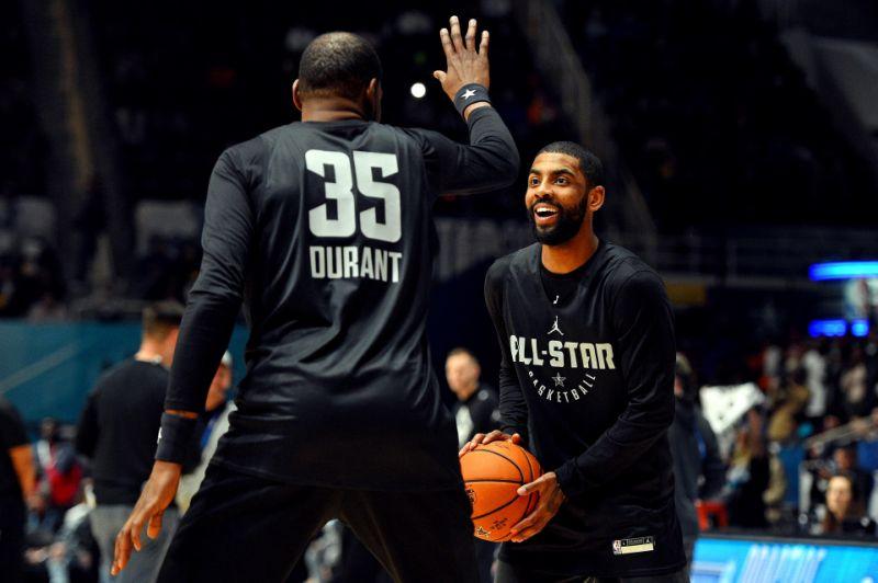 La lesión de Kevin Durant en el Aquiles cambia todo el verano NBA