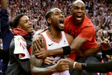 Los Toronto Raptors se proclaman campeones de la NBA por primera vez en su historia