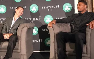 Marcus Smart renueva con los Boston Celtics por 52 millones y 4 años