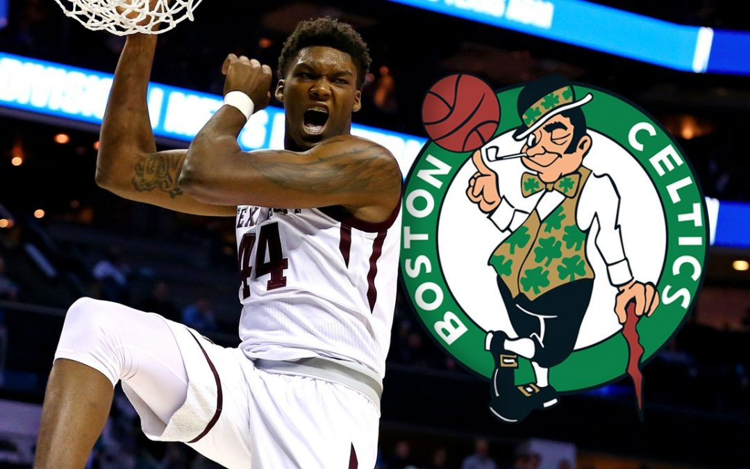 Robert Williams desaparece durante sus primeras 24 horas en los Boston Celtics
