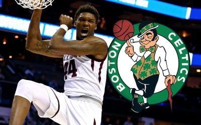 Robert Williams desaparece durante sus primeras 24 horas en los Boston Celtics