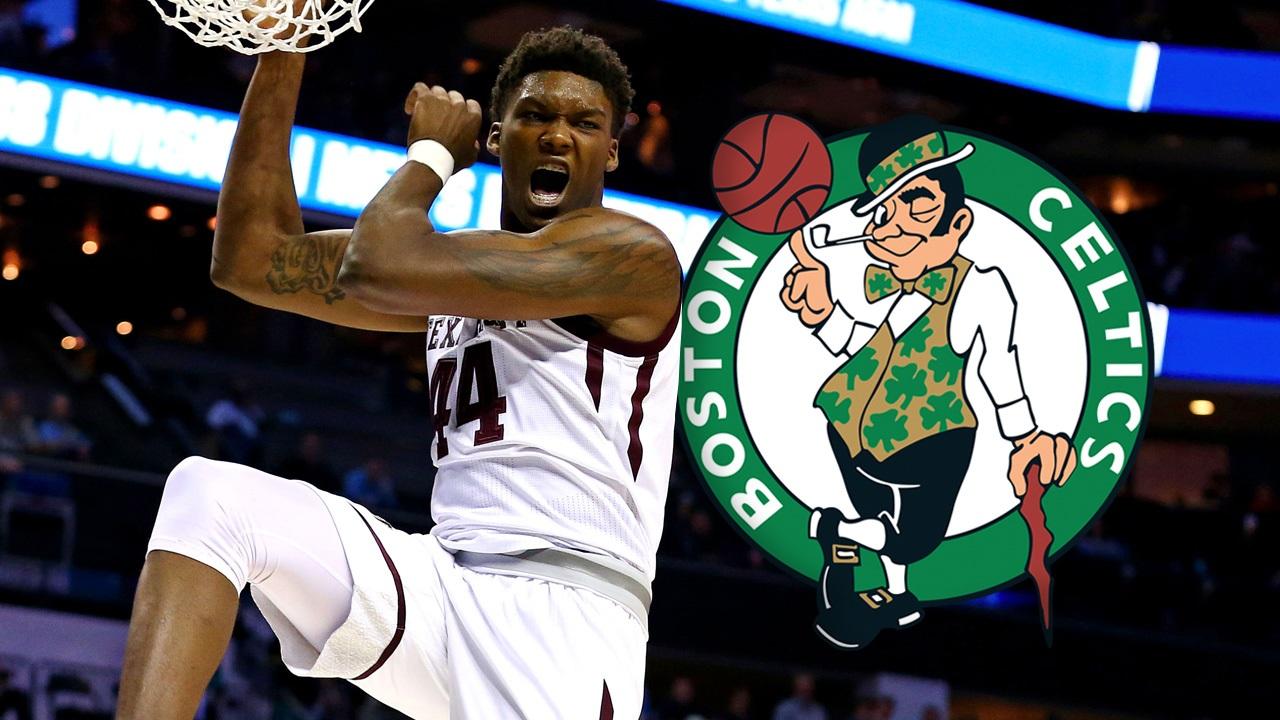 Robert Williams, nuevo jugador de los Boston Celtics, desapareció durante las 24h siguientes a su elección