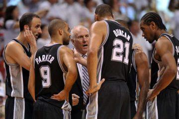 Celtics y Spurs 2014