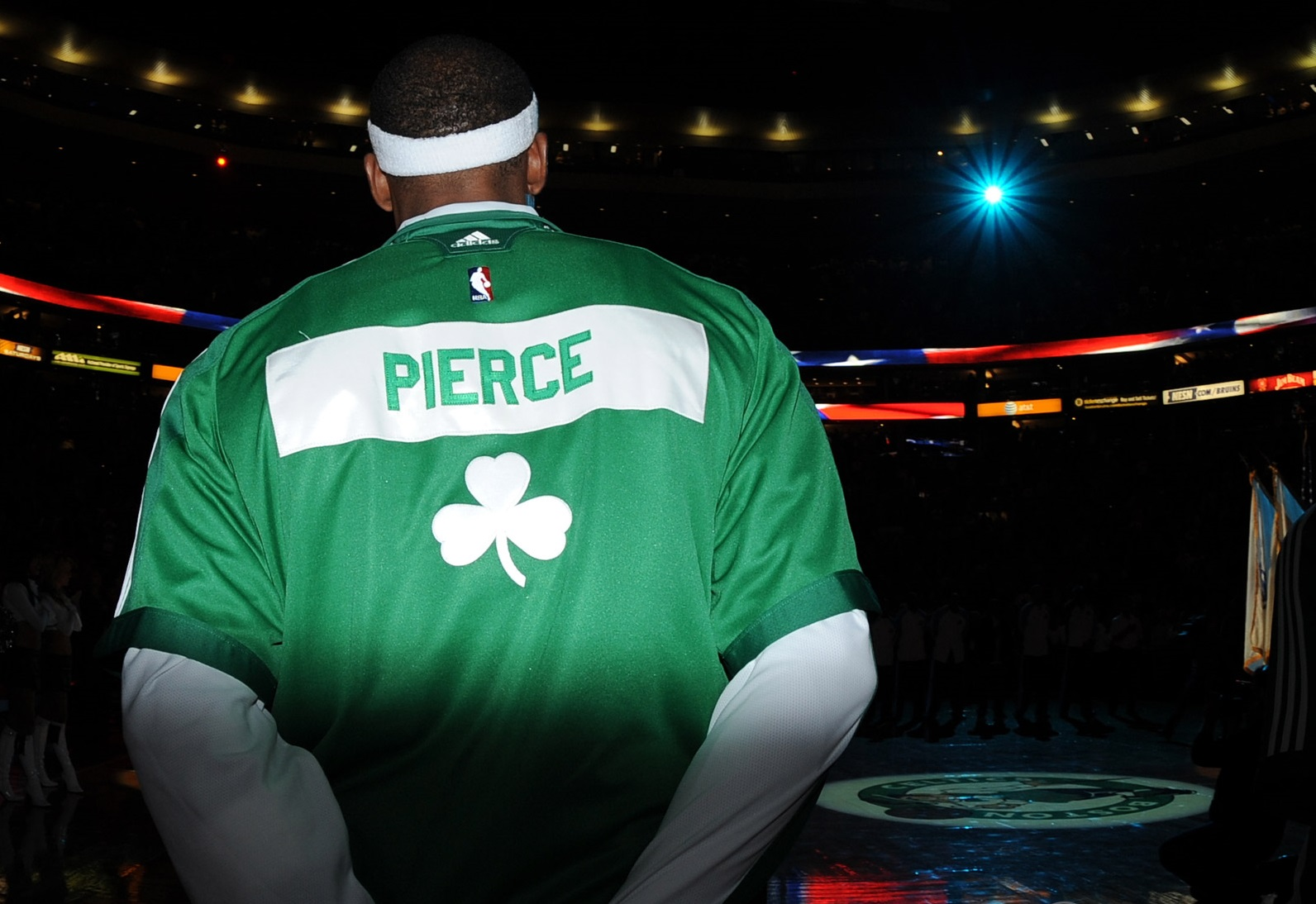 paul pierce, pierce, boston celtics, 34, retirada camiseta, nba, nba en español, boston celtics en español