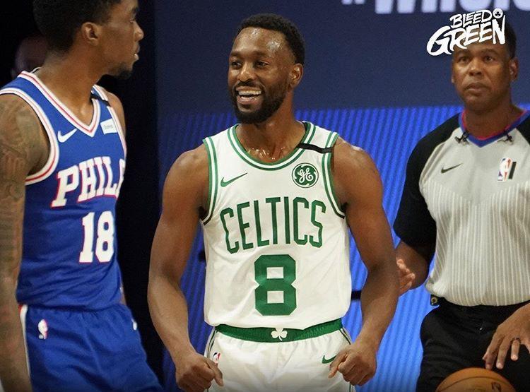 Los Boston Celtics derrotaron a los Sixers en el Juego 3