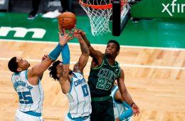 Celtics Hornets