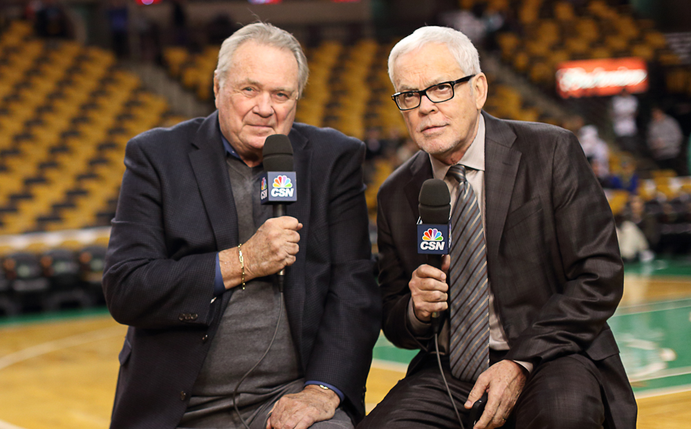 Actualidad Boston Celtics, mike gorman, tommy heinsohn, actualidad boston celtics en español, boston celtics en español