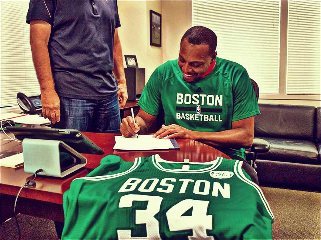Paul Pierce se retirará como Boston Celtic