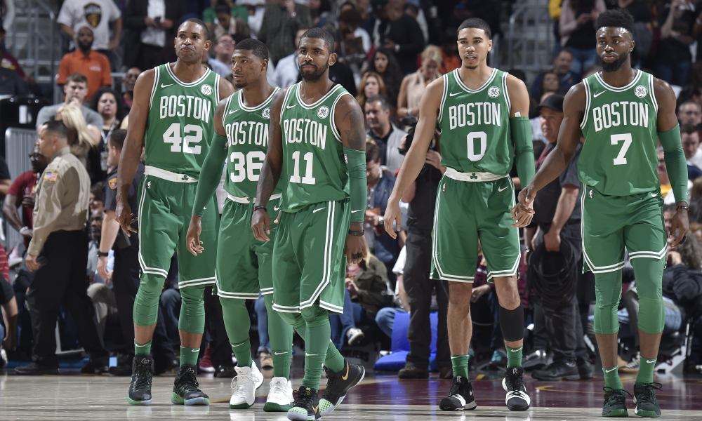 Desgranando el calendario de los Boston Celtics