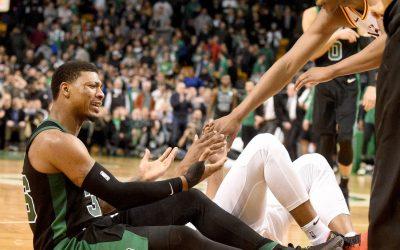 La plaga de lesiones en los Boston Celtics, la maldición del enano