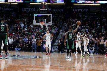 Celtics Pelicans