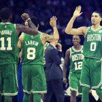 Alineaciones y juego en los Boston Celtics