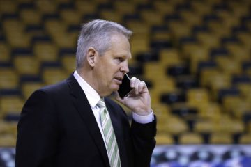 danny ainge boston celtics nba draft 2019