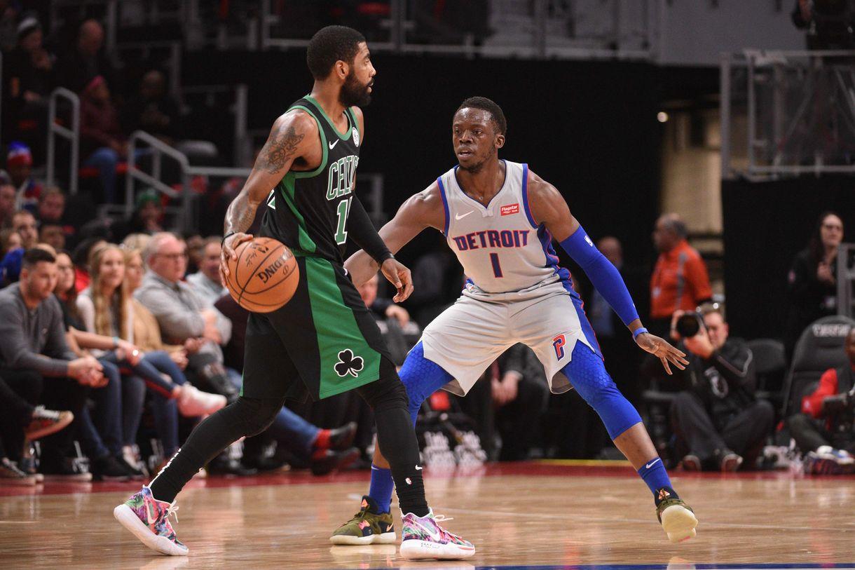 La racha de victorias de los Boston Celtics muere en Detroit. Los Celtics callaron los rumores con una victoria contra los Knicks