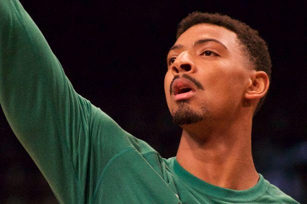 Jordan Mickey no ha contado con muchas oportunidades en los Boston Celtics