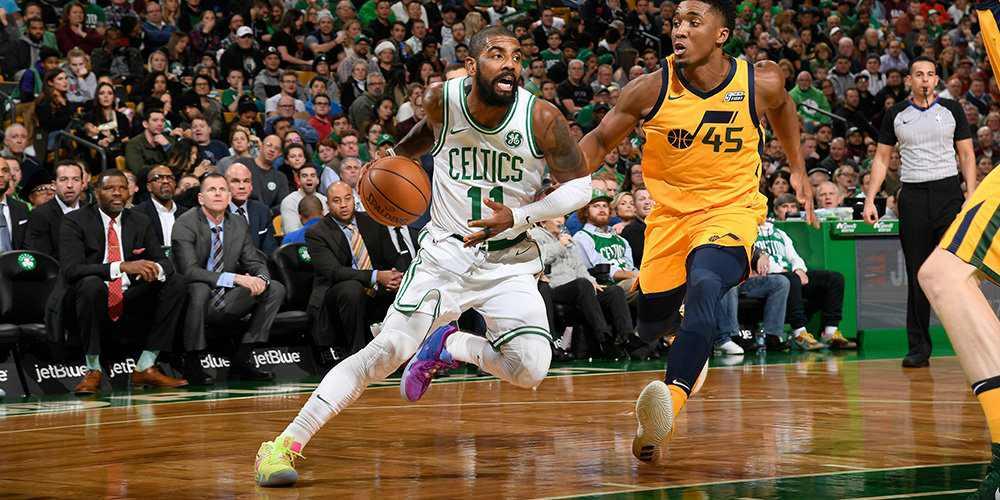 Los Celtics se desmoronan ante los Jazz