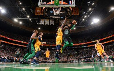 Otro bajón de los Celtics en la derrota contra los Jazz