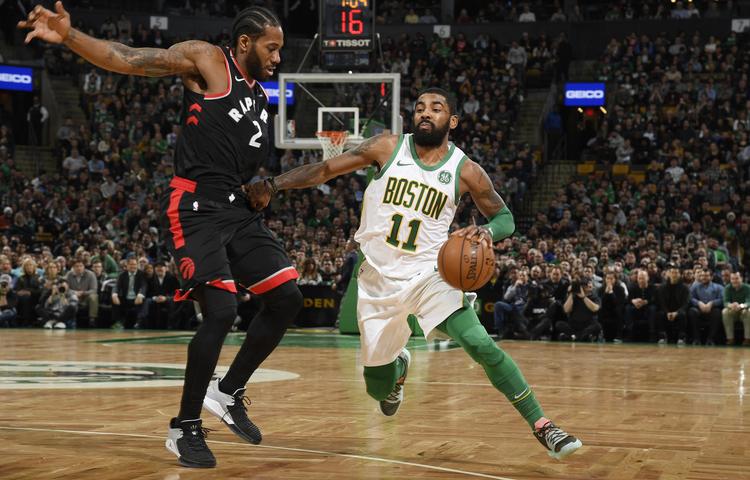 Un Kyrie Irving letal para devolverle la vida a los Celtics