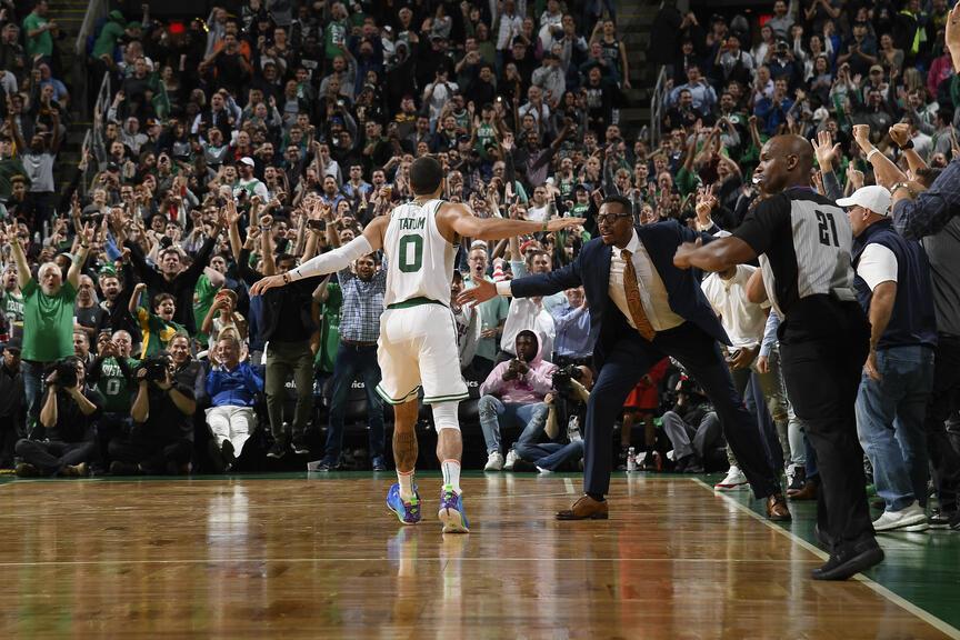 Tatum Pierce Celtics
