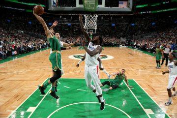 Los Boston Celtics derrotaron a Los Ángeles Clippers con un Jayson Tatum desopilante.