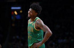 Los Boston Celtics sucumbieron ante el poder de Piratas Bogotá Marcus Smart