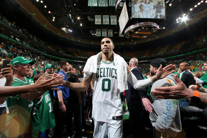Plantilla Boston Celtics 2018/19: Jayson Tatum