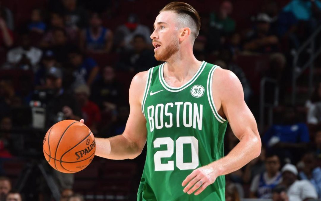 Plantilla Boston Celtics 2018/19: Gordon Hayward