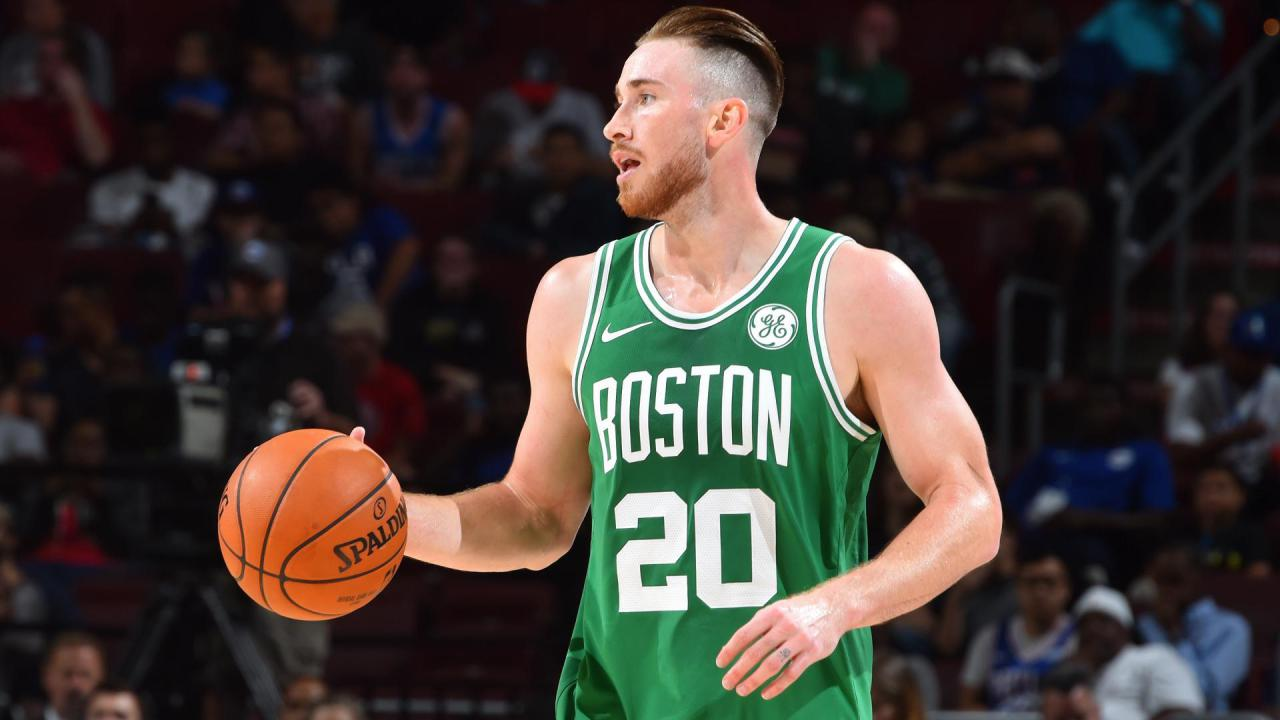 En el Despacho seguimos analizando la plantilla que los Boston Celtics presentarán la siguiente temporada y toca el turno de Gordon Hayward