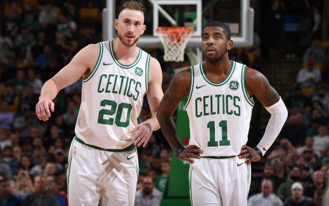 Irving y Hayward llegarán al training camp de los Celtics