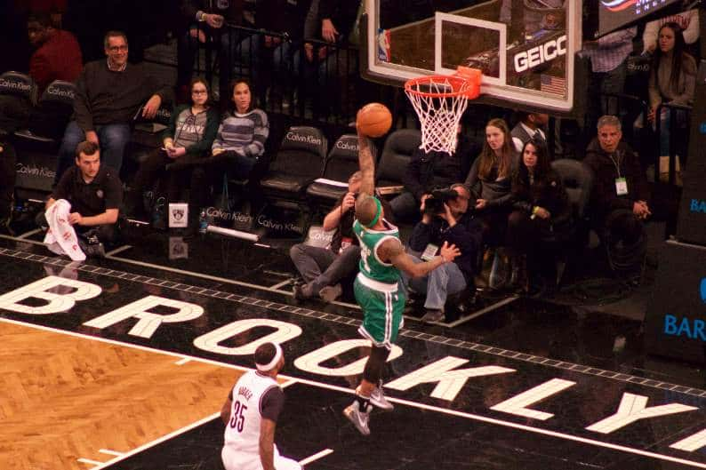 Isaiah Thomas vs Brooklyn Nets