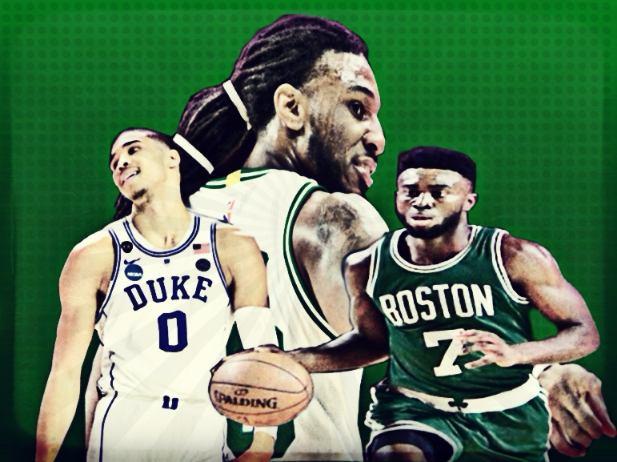 Los Boston Celtics pueden tener una plantilla plagada de aleros