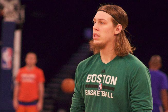 En esta agencia libre, Kelly Olynyk podría dejar los Boston Celtics