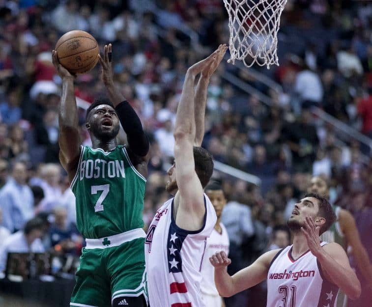 Jaylen Brown sigue liderando a los Celtics en la Summer League