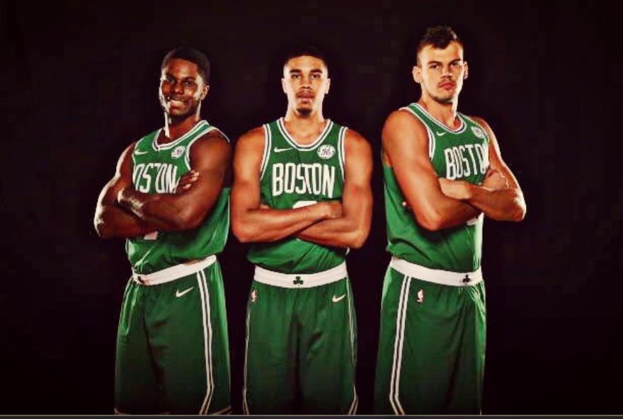 Camisetas Nike Boston Celtics