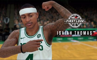 NBA 2K18 valora a los Boston Celtics