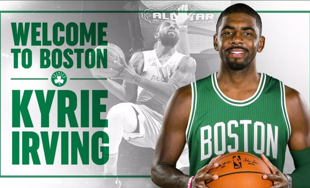 Kyrie Irving, un movimiento calculado