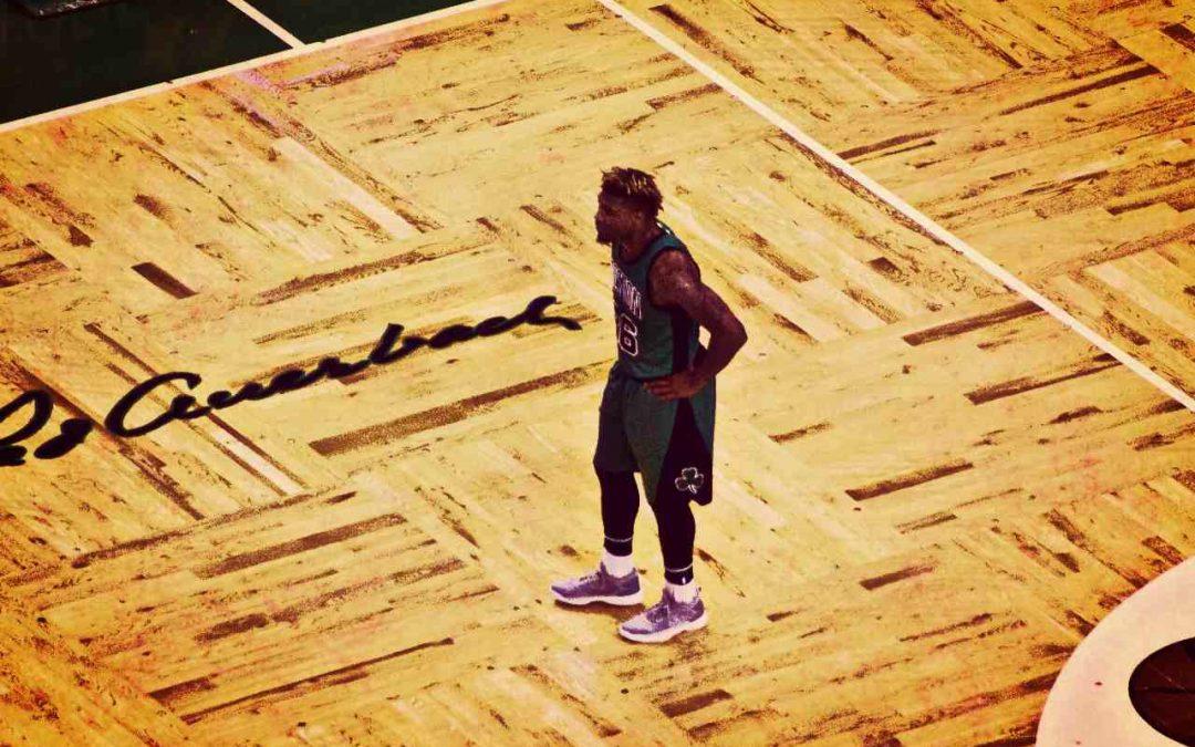 Los Celtics consiguen la octava victoria seguida