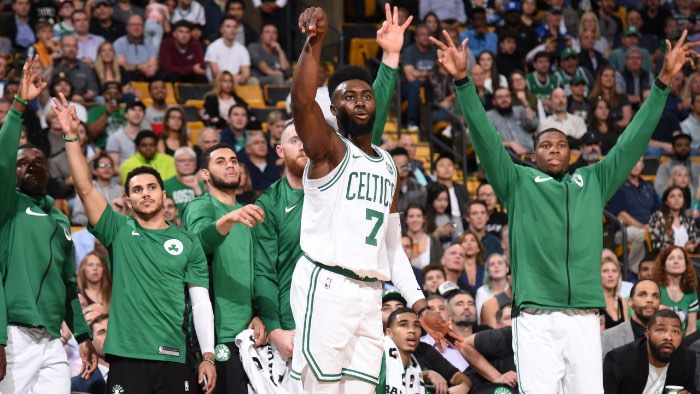 Jaylen Brown ha tenido una gran temporada