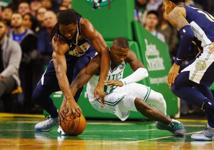 Terry Rozier es uno de los grandes jugadores atascados en la segunda unidad de los Celtics.