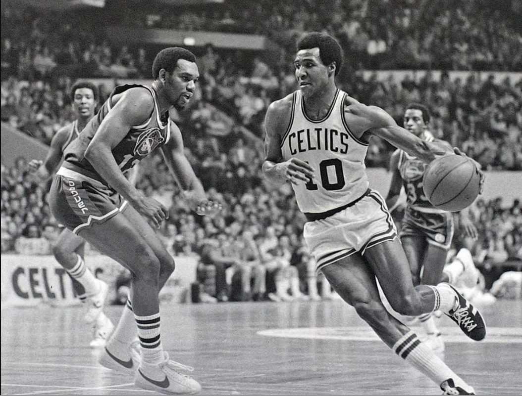 Jo Jo White número 10 Celtics