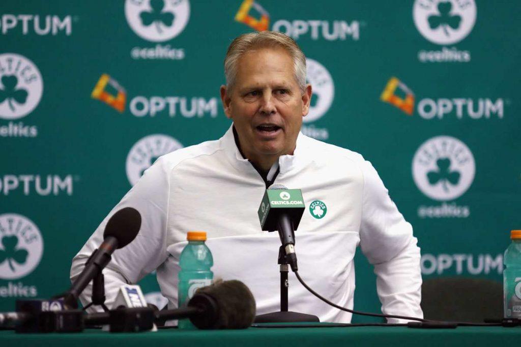 El Manager de los Celtics buscará obtener a Anthony Davis