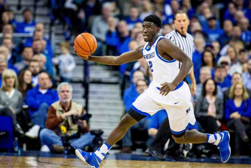 Khyri Thomas Draft NBA