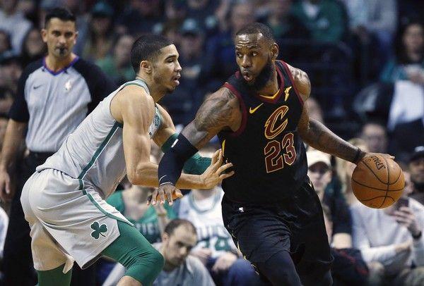 Celtics Cavaliers