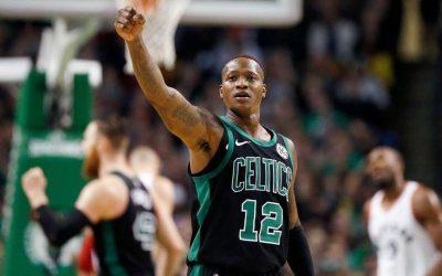 Plantilla Boston Celtics 2018/19: Terry Rozier