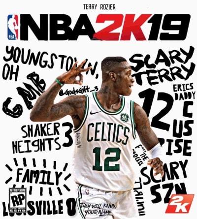 En el Despacho preferimos a Rozier de portada en este NBA 2K19.