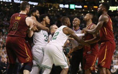 JR Smith y Boston Celtics: Una historia de violencia