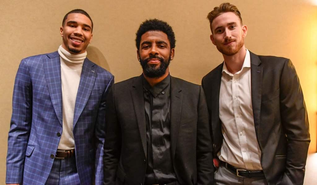 Las figuras de los Celtics