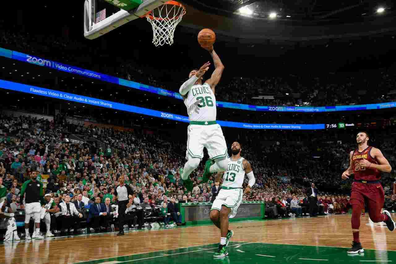 Buen partido de Smart en la victoria de los Celtics
